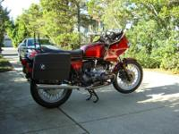 This motorcycle is in beautiful original un-restored