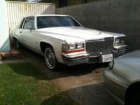 I'm selling a 81 Cadillac had it for a while ,its has a