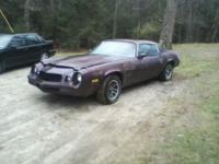 1981 camaro Z28 last year of this physical body style,