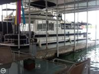 This 1981 Carl Craft 43 was constructed on the