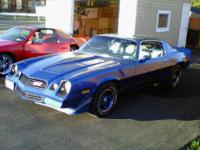 1981 Chevrolet Camaro Z28 for sale. The car was