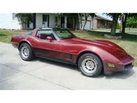 1981 Chevrolet Corvette for sale. Great American