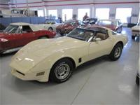 Here is an excellent C3 Corvette with a rare 4 spd