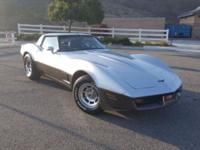 1981 Chevrolet Corvette 110k original miles motor and