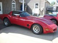 Wow! Check out this beautiful Corvette, with very nice