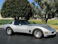 The Stylish Aerodynamic Corvette Of 1981 Was Quite The