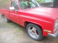 Have a 1981 Chevy pickup with a 305 motor, auto