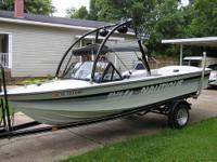 1981 Correct Craft Barefoot Nautique Monster Wakeboard