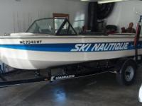 1981 Correct Craft Ski Nautique 20th anniversary
