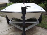 This is a 1981 Malibu SFT 10 Bobber. This watercraft