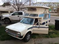 I have a 1981 dodge d50 ROYALE chinook, it has