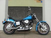 You are looking at a 1981 Harley Davidson FXSB Sturgis