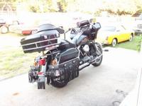 THIS IS A 1981 HARLEY DAVIDSON FLTC VISIT GLIDE