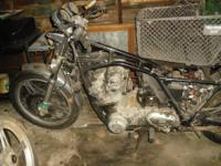have a 1981 Honda cb900 custom with clean title. it has