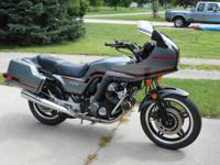 1981 Honda CBX 1100, Excellent Shape, new tires, only