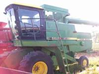 1981 JD 6620 455567 gear drive, like new 23.1X26 tires,