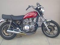 I have a 1981 KZ750, runs and rides with no problems,