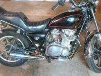 Looking to get rid of my 1981 Kawasaki KZ440LTD