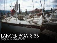 1981 Lancer Boats 36 - Stock #082427 -