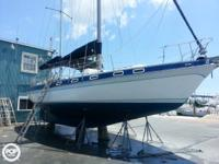 This 1981 CHARLIE MORGAN 41 HAS BEEN WELL CARED FOR!!!