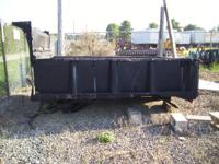 1981 Other 10 foot dump bed with hoist dump bed with