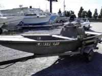 Description 15' Mud Boat 15' Fiberglass Mud Boat ,