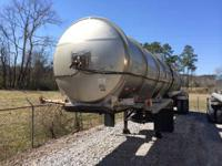 1981 Other 5 000 Gallon Tank TEC 5 000 Gal Tank TEC 5