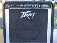 1981 Peavey Bandit guitar amplifier! This is one of the
