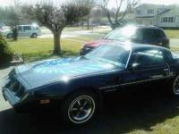 1981 Pontiac Firebird This American classic currently