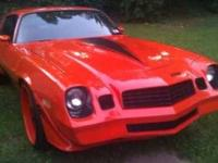 Pontiac Firebird Esprit A Great project car, my son and