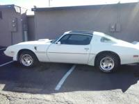 1981 Pontiac Trans Am for sale (SD) - $15,900. One of
