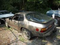 1981 porsche 924 parting out call  Location: rossville