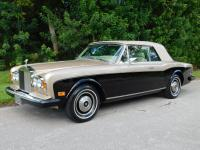 1981 ROLLS-ROYCE CORNICHE ONLY 4900 ACTUAL MILES