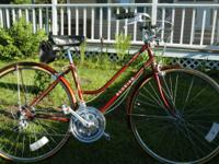 Outstanding condition 10 speed made by Giant for