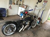 1981 Shovelhead SMS heads Starts everytime Good old