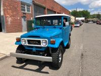 1981 Toyota Land Cruiser FJ40 4WD Desirable Sky Blue