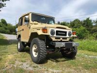 1981 Toyota Land Cruiser FJ40 4WD Professionally built