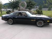 very nice trans am,has a great running 400 big