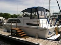 This aft cabin cruiser combines affordability and
