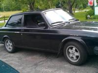 Up For Auction Is A 1981 242 turbo 4 speed with OD this