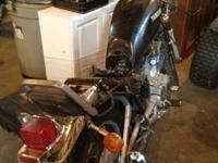 I am selling my 1981 Yamaha 500cc PARTS MOTORCYCLE. The