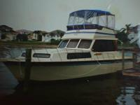 1981 Burns Craft Sportfish Boat is located in