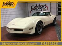 This outstanding example of a 1981 Chevrolet Corvette