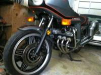 1981 Honda CBX Supersport in Excellent Condition