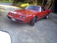Grandma's V6 Firebird! My departed mother's '81 T-top