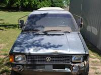 1981 Volkswagon Sports truck being sold as is. For