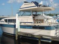 Type of RV: Motor Yacht Year: 1982 Make: Chris Craft