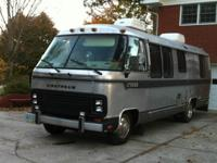 www......This is an Airstream 280 Motorhome with a