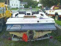 1982 bayliner capri, boat in great shape, will sell as