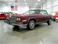 We are pleased to present this pristine 1982 Cadillac